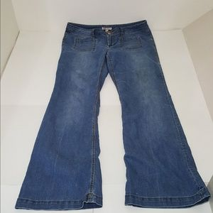 Cabi jeans size 12 bootcut